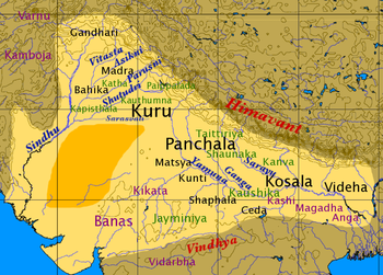 Image result for king kuru mahabharata