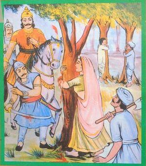 Image result for Amrita Devi images