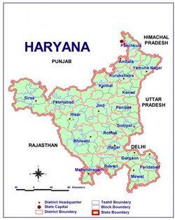 Haryana - Jatland Wiki
