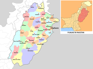 Pothohar - Jatland Wiki