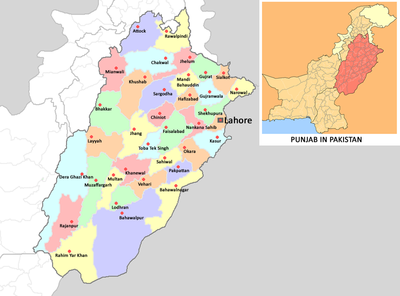 Pakistan - Jatland Wiki