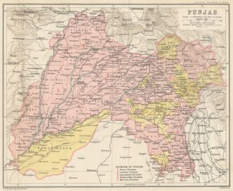 Radicalism and the Divisions of Punjab | GeoCurrents