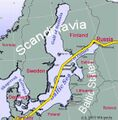 Baltic sea map with pipeline.jpg