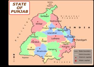 Punjab World Map.Punjab Jatland Wiki