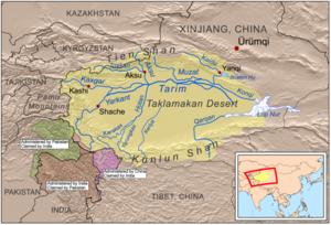 Kunlun Mountains - Jatland Wiki