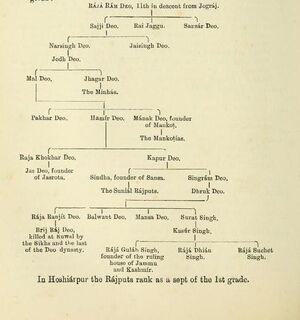 the janjua rajputs and the hindu Rajput clans: nanda, tribes and clans of the pothohar plateau, janjua rajput, chauhan, chalukya dynasty, khokhar, khanzada, tomara dynasty paperback.