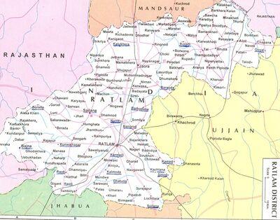 Ratlam - Jatland Wiki