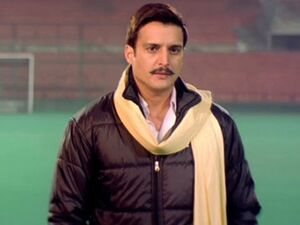 of jimmy shergill in dharti